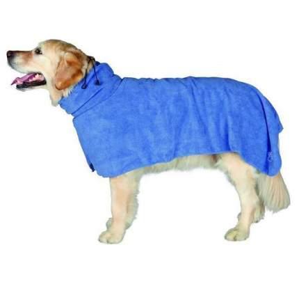 Попона для собак TRIXIE размер L унисекс, синий, длина спины 60 см
