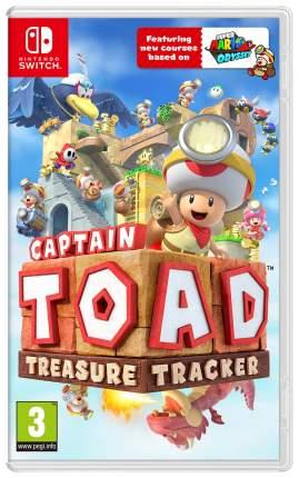 Игра Captain Toad: Treasure Tracker для Nintendo Switch