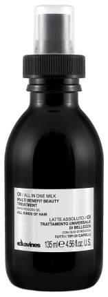 Молочко для волос Davines Oi All In One Milk 135 мл