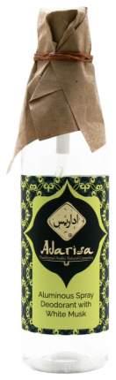 Дезодорант Adarisa Aluminas Spray Deodorant with White Musk 100 мл