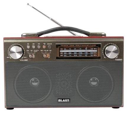 Радиоприемник Blast BPR-812 Bl