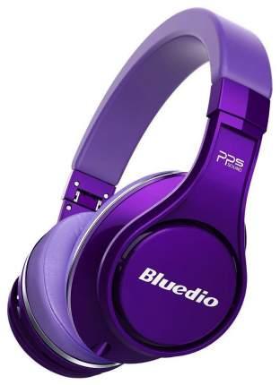 Беспроводные наушники Bluedio U Ufo Purple
