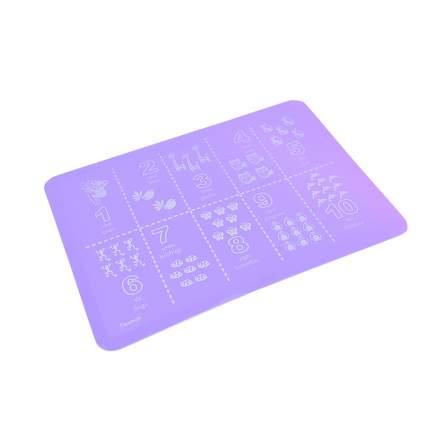 Сервировочный коврик на обеденный стол 38х28 (силикон) Fissman 8745