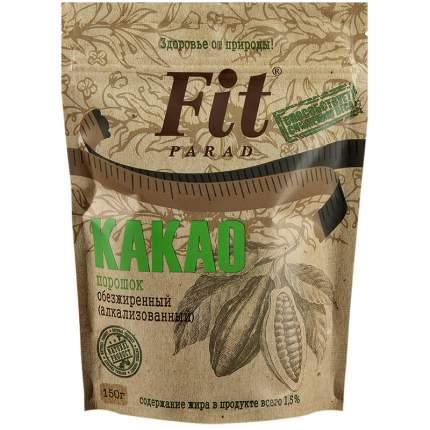 Какао порошок Фит Парад  обезжиренный 150 г