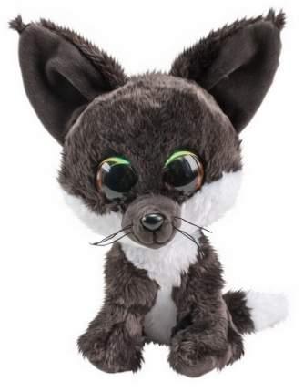 Мягкая игрушка Tactic Лисёнок Noki, серый, 15 см