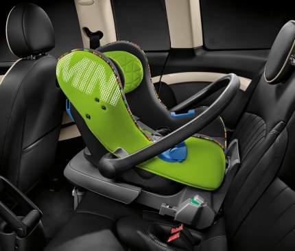 Детское автокресло Mini 82222348232 0+ Vivid Green