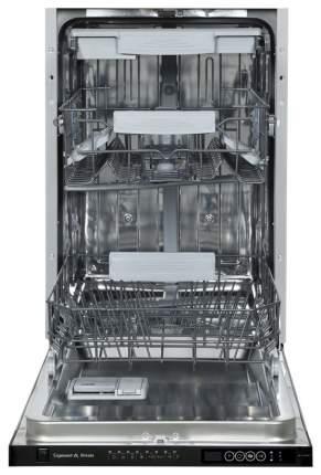 Встраиваемая посудомоечная машина 45 см Zigmund & Shtain DW 169.4509 X