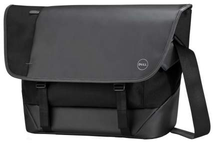 """Сумка для ноутбука 15.6"""" Dell Premier Messenger M черная"""