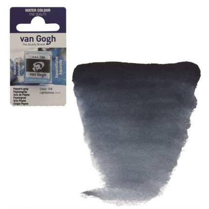 Акварельная краска Royal Talens Van Gogh №708 серая пейна 10 мл
