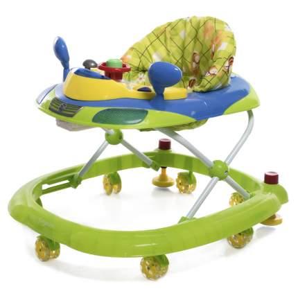 Ходунки Baby Care Prix зеленые