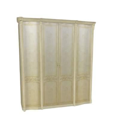 Платяной шкаф Любимый Дом LD_44932 227х66х228, кожа ленто