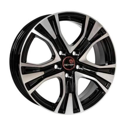 Remain  Toyota RAV4 (R159)  7,0\R17 5*114,3 ET39  d60,1  Алмаз-черный  15900AR