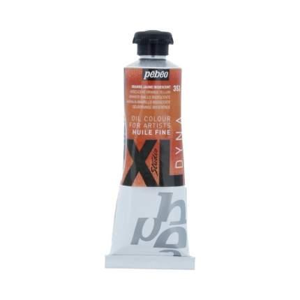 Масляная краска Pebeo XL Dyna желто-оранжевый 937353 37 мл