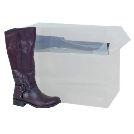 Набор прозрачных коробок для хранения сапог, 3 шт, TT3052