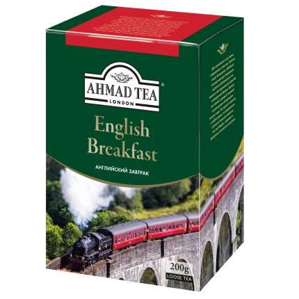 Чай черный Ahmad Tea english breakfast 200 г