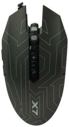 Проводная мышка A4Tech X-77 Black