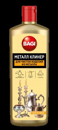 Средство для чистки Bagi Металл Клинер для металлических поверхностей 350 мл