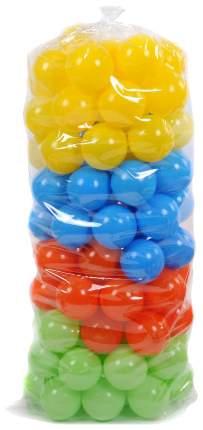 Мячики для сухого бассейна в сетке, 75 мм, 90 штук