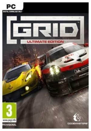 Игра для PC Grid (2019). Ultimate Edition