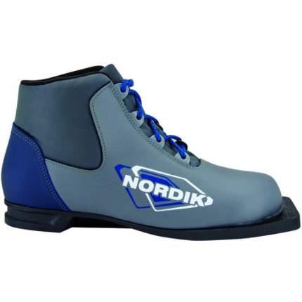 Ботинки для беговых лыж Spine Nordik 2019, blue/grey, 39