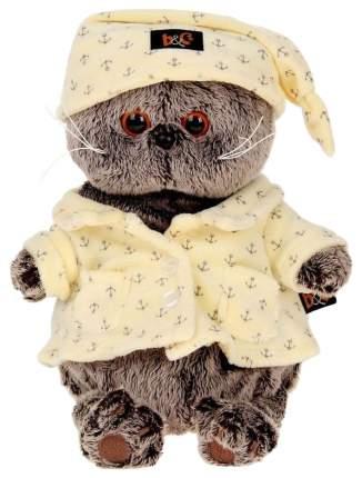 "Мягкая игрушка ""Басик в пижаме"" Басик и Ко"