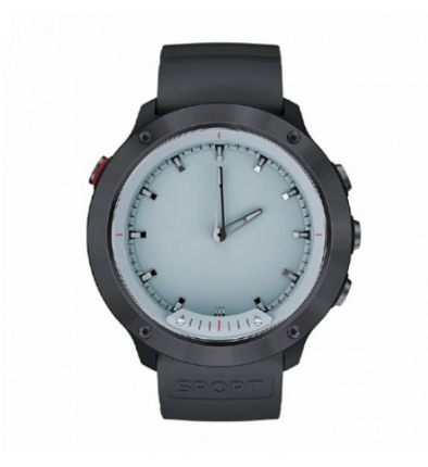 Смарт-часы Geozon G-SM03BLK Hybrid  Black/Gray
