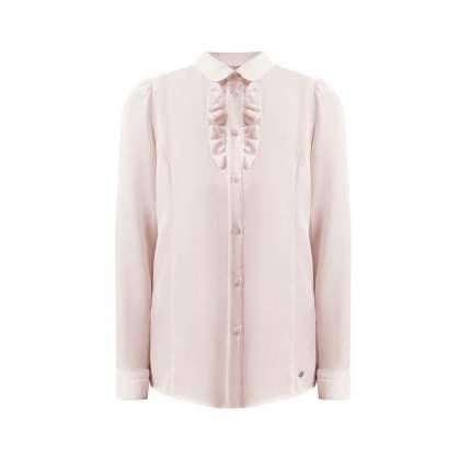 Блузка для девочки Finn Flare, цв. бежевый, р-р. 164
