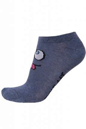 Носки для девочки Finn Flare, цв. синий, р-р. 22