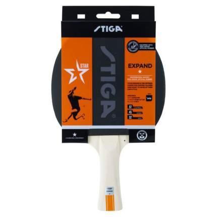 Ракетка для настольного тенниса Stiga Expand WRB 1*, Любительский 1211-8518-01