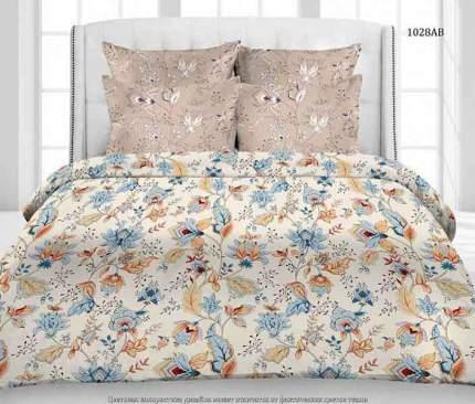 Комплект постельного белья Avrora Texdesign Бязь Люкс 1028, евро