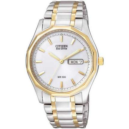 Часы кварцовые Citizen BM8434-58AE золотистые