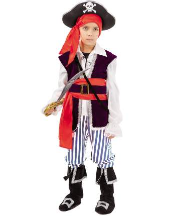 """Карнавальный костюм """"Пират Спайк"""", размер 146-76"""