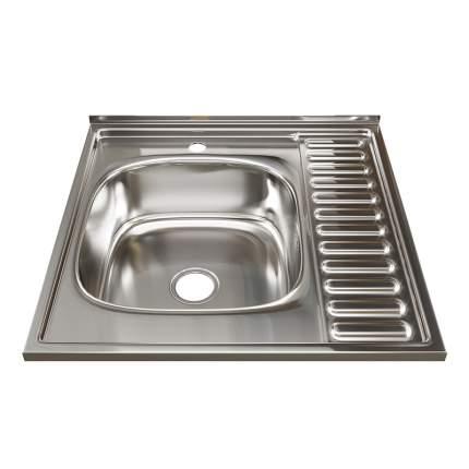 Мойка для кухни из нержавеющей стали MIXLINE 528018