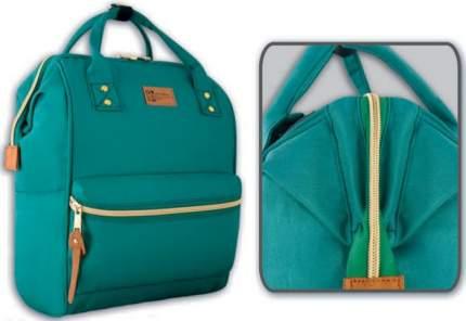 Рюкзак детский Феникс+ Молодежный Зеленый Арт.44268