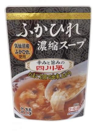 Суп  из акульих плавников Sanriku вкус провинции Сычуань 3 порции Япония готовый 200 г
