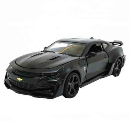 Инерционная машинка Cars спортивное купе Chevrolet Camaro черный