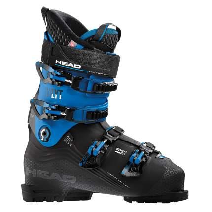 Горнолыжные ботинки HEAD Nexo LYT 100 2019, black/blue, 27.5