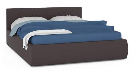 Кровать интерьерная Mobi Афина 177х219х81 см, коричневый