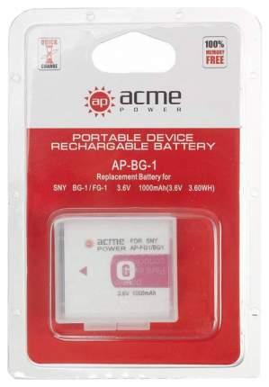 Аккумулятор для цифрового фотоаппарата AcmePower AP-BG-1