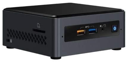 Платформа Intel NUC BOXNUC7PJYH2 Серый/Черный (BOXNUC7PJYH2 961277)