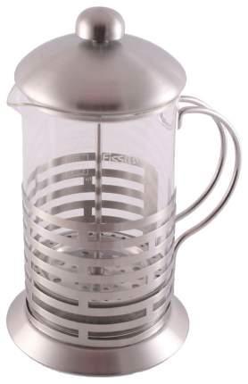Заварочный чайник Fissman 9012 Прозрачный, серебристый