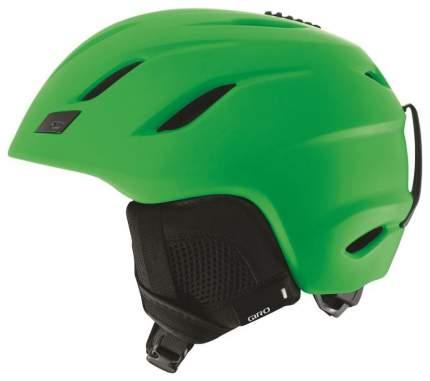 Горнолыжный шлем Giro Nine 7082449 2019, зеленый, L