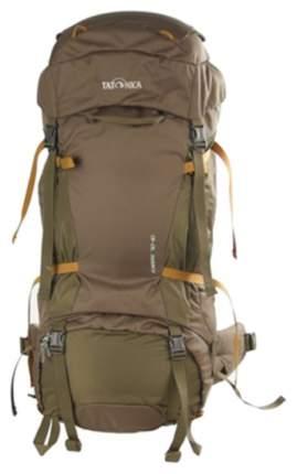 Туристический рюкзак Tatonka Karas 70+10 л зеленый