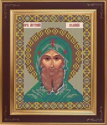 Вышивка бисером Galla Collection М268 Св.Антоний Великий 12х15 см