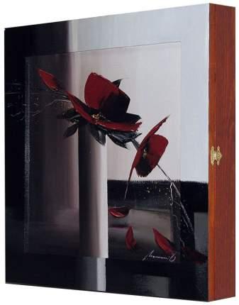 "Ключница ""Olivier Tramoni - Geometrie florale 1"""