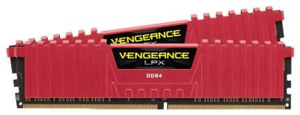 Оперативная память Corsair VENGEANCE LPX CMK16GX4M2B3600C18R