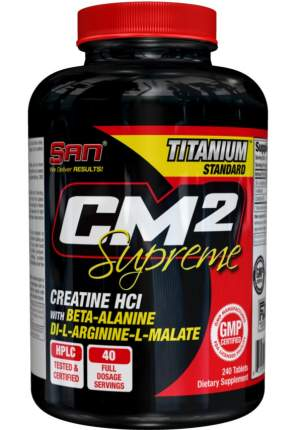 Креатин San CM2 Supreme, 240 таблеток