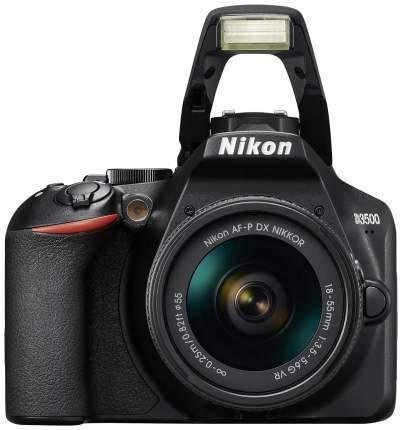 Зеркальные фотоаппараты Nikon D3500 VBA550K001 Black