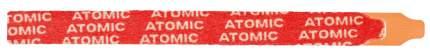 Модуль Atomic Skintec Speed Skin 390 красный/белый 70 мм