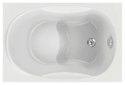 Акриловая ванна BAS Рио 105х70 без гидромассажа